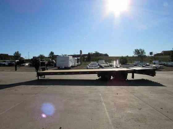 2021 New Big Tex Trailers 22GN-25BK+5MR Flatbed Trailer Parker