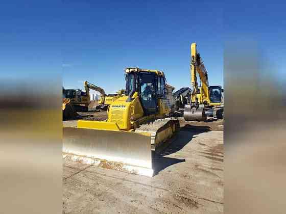 2020 New KOMATSU D39PXi-24 Dozer Denver