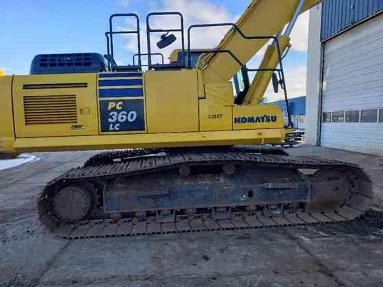 2018 New KOMATSU PC360 LC-11 Excavator Denver