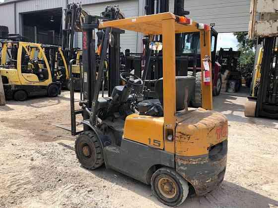 2000 Used TCM FG15N18 Forklift Houston