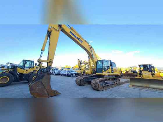 2018 Used KOMATSU PC490 LC-11 Excavator Denver