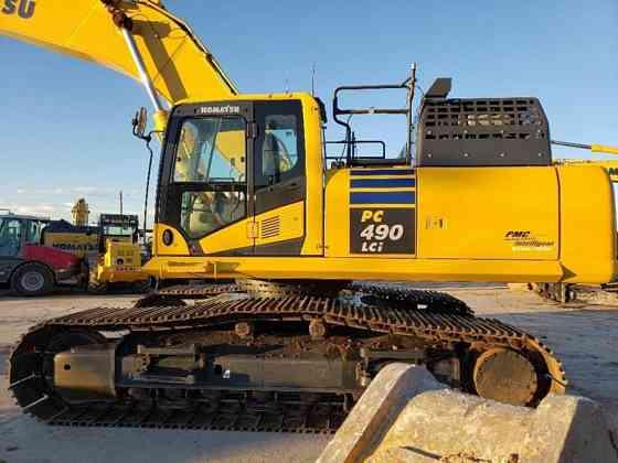 2018 New KOMATSU PC490 LCi-11 Excavator Denver