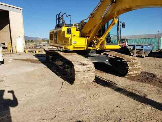 2019 New KOMATSU PC390 LC-11 Excavator Denver