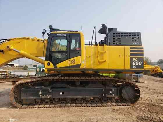 2018 New KOMATSU PC650 LC-11 Excavator Denver