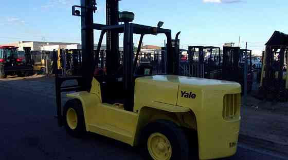 1998 Used YALE GDP135 Forklift Phoenix