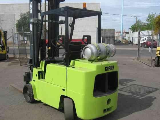 Used CLARK C 500-80 Forklift Phoenix