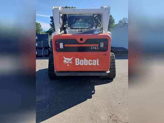 2019 Bobcat T740 Track Loader East Hartford