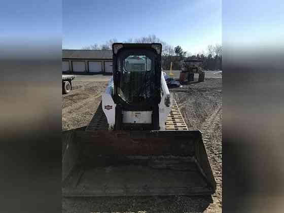 2015 Used Bobcat T750 Track Loader East Hartford