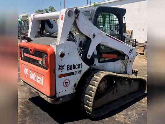 2014 Used Bobcat T650 Compact Track Loader East Hartford