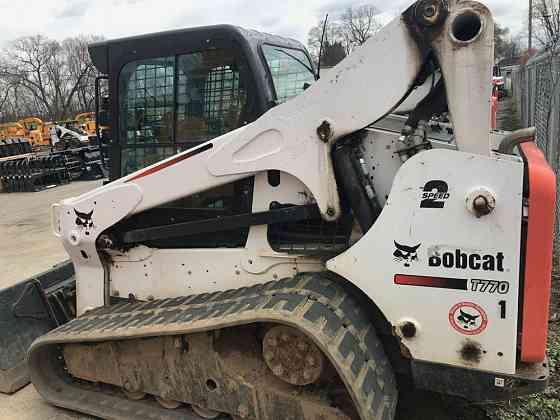 2015 Used Bobcat T770 Track Loader East Hartford