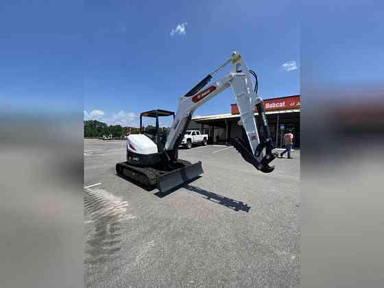 2020 Used BOBCAT E50 Excavator Jacksonville, Florida