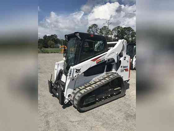 2018 Used Bobcat T590 Track Loader Jacksonville, Florida