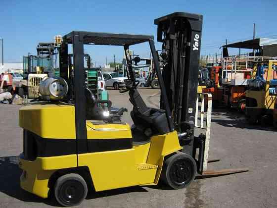 2004 Used YALE GLC080 Forklift Phoenix