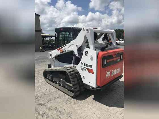 2019 Used Bobcat T590 Track Loader Jacksonville, Florida