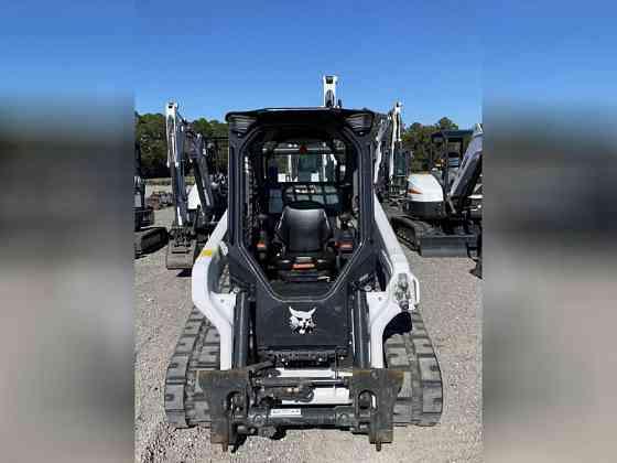 2020 Used Bobcat T66 Track Loader Jacksonville, Florida