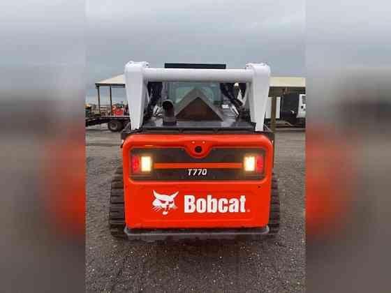 2020 Bobcat T770 Track Loader Jacksonville, Florida