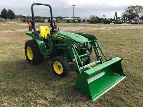 2021 Used John Deere 3025D Tractor Jacksonville, Florida