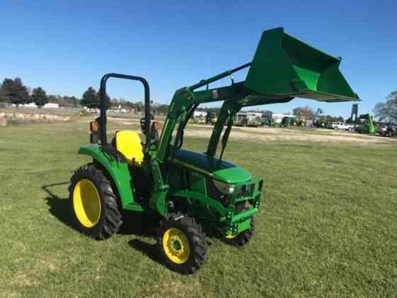 2021 Used John Deere 3035D Tractor Jacksonville, Florida