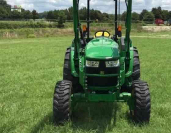 2021 Used John Deere 4044M Tractor Jacksonville, Florida