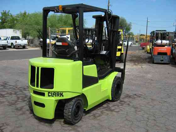 1997 Used CLARK CGP25 Forklift Phoenix