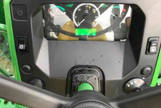 2021 Used John Deere 5045E Tractor Jacksonville, Florida