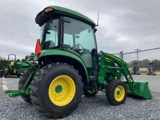 2021 Used John Deere 3046R Tractor Jacksonville, Florida