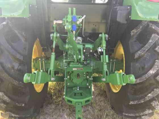 2020 Used John Deere 5090E Tractor Jacksonville, Florida