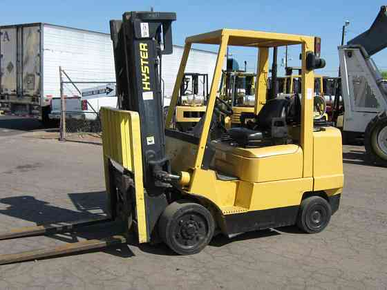 2002 Used HYSTER S80XM Forklift Phoenix