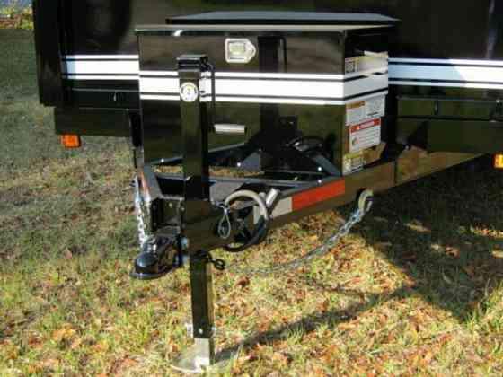 2021 A U-DUMP 7' X 12' 10k Low Pro Dump Trailer Ocala