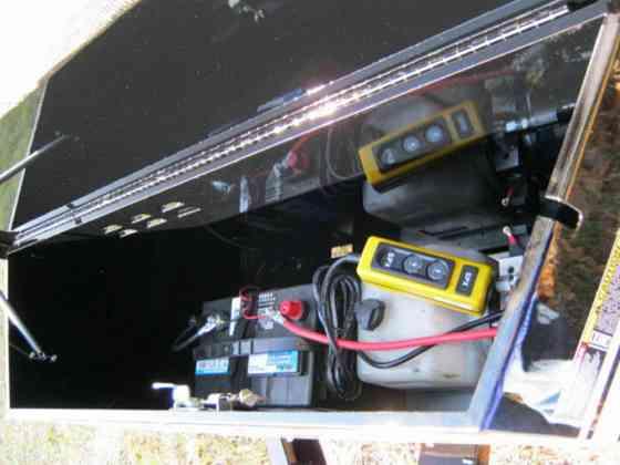 2021 A U-DUMP 7' X 12' 10K Low Profile Dump Trailer Pro Series Ocala