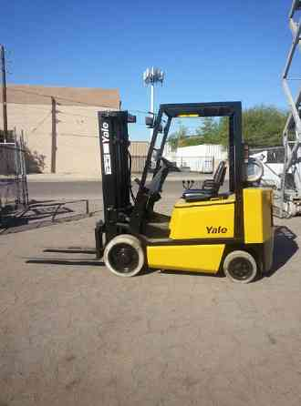 2002 Used YALE GLC050 Forklift Phoenix