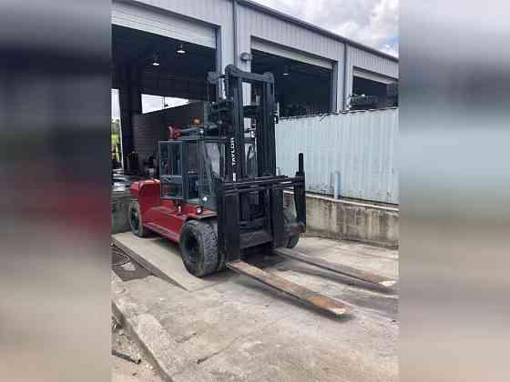 2002 Used TAYLOR T360L Forklift Houston