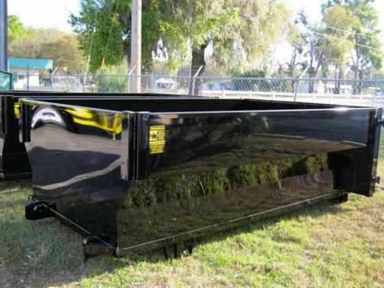 2021 A U-DUMP Roll Off Container Ocala