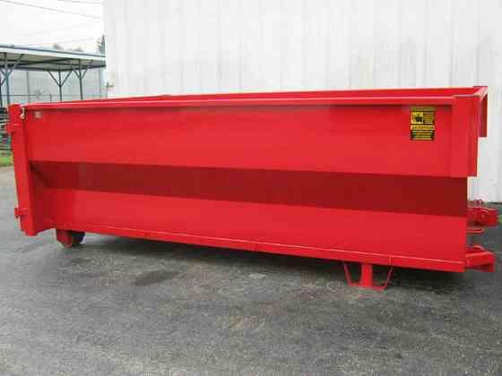 2021 A U-DUMP 12 YD Roll Off Container Ocala
