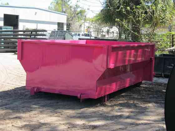 2021 A U-DUMP Roll Off Container, 12 YD Ocala