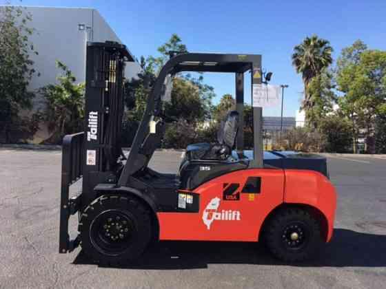 2020 New TAILIFT ZFG25P Forklift Phoenix