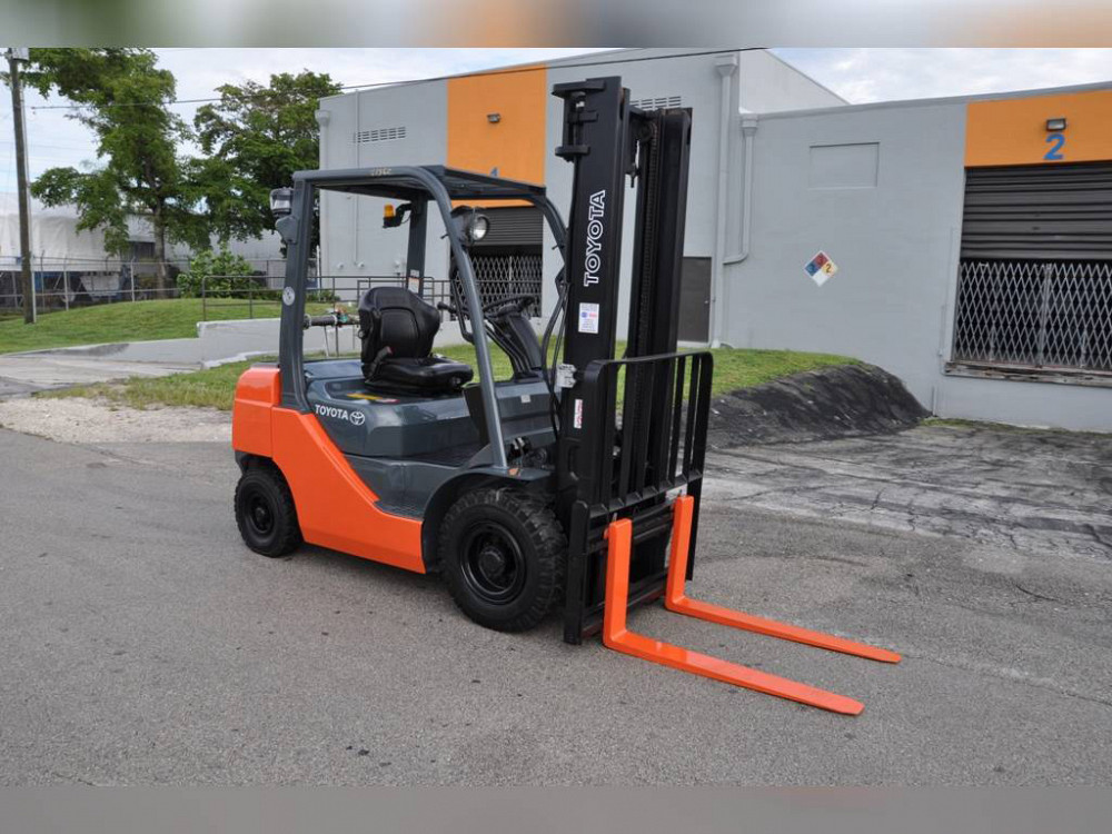 Security Measurements for Obtaining Forklift Safety