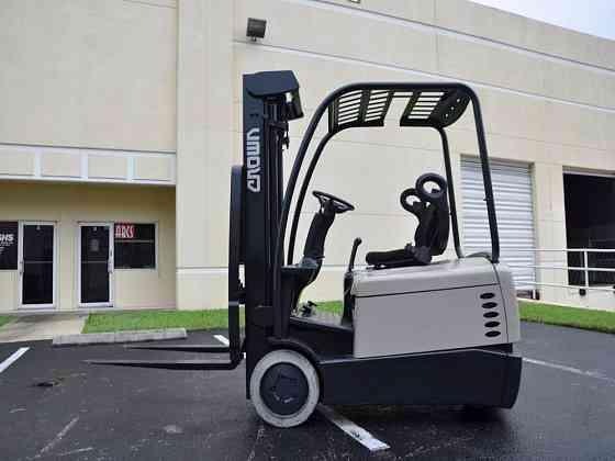 Used CROWN SC 4040-35 Forklift Fort Lauderdale