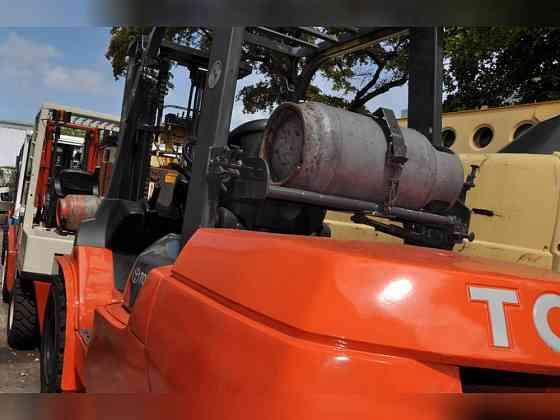 Used TOYOTA 7FGU45 Forklift Fort Lauderdale