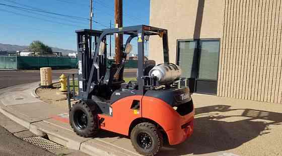 2020 New TAILIFT ZFG25P Rough Terrain Forklift Phoenix