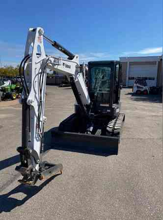 2019 Used BOBCAT E55 T4 Excavator Phoenix