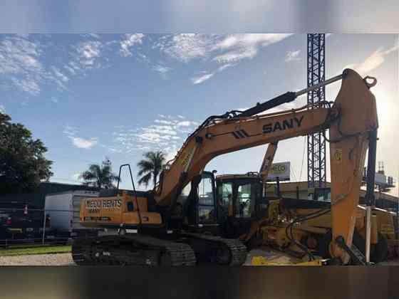 2016 Used SANY SY215C Excavator Miami