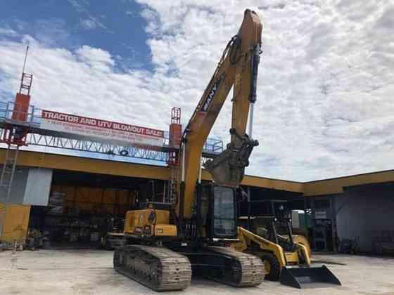 2017 Used SANY SY215C Excavator Miami