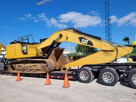 2014 Used CATERPILLAR 336F Excavator Miami