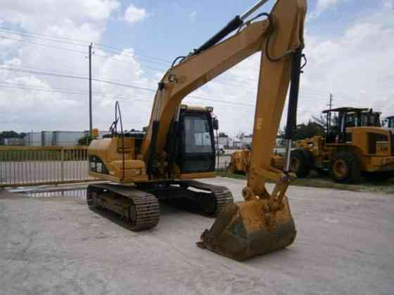 2010 Used CATERPILLAR 312D Excavator Miami