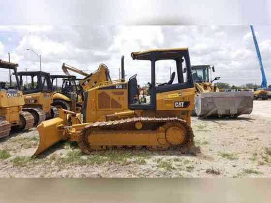 2008 Used CATERPILLAR D3K LGP Dozer Miami