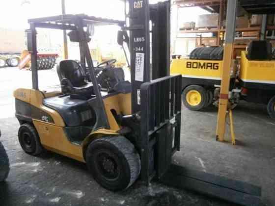 2005 Used CATERPILLAR P7000 Forklift Miami