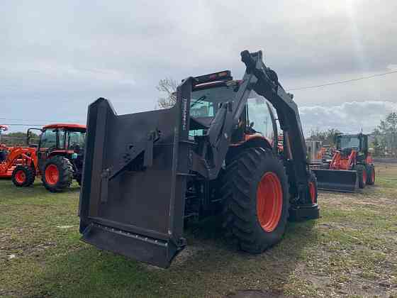 2018 Used KUBOTA M6-101 Tractor Pensacola