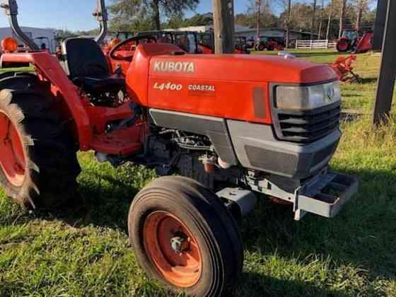 2004 Used KUBOTA L4400F Tractor Pensacola