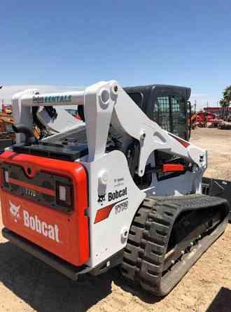 2019 Used BOBCAT T770 Skid-steer Phoenix